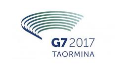 logo g7 taormina