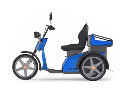 Kyburz DX2 Blu