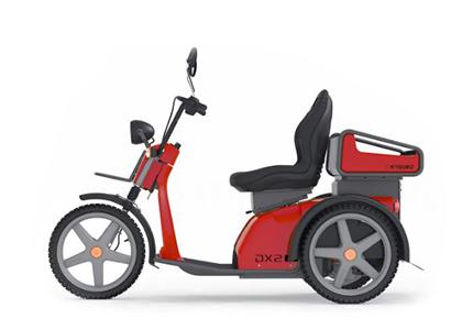 Kyburz DX2 Rosso