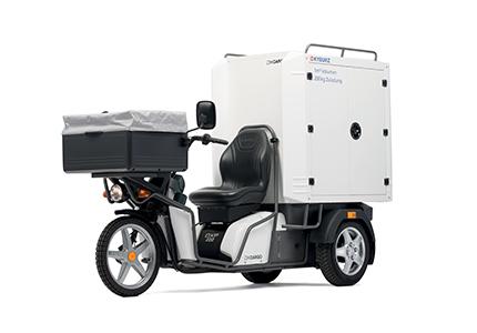 kyburz dxc cargo box