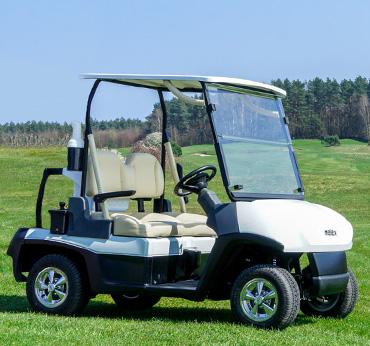Golf cart per impianti sportivi